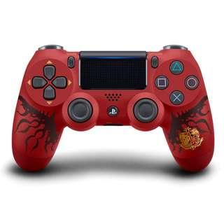 PS4 Monster Hunter World Dualshock (Limited Edition)