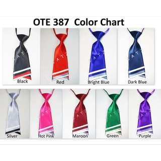 < CATZ > Korean Necktie Japanese School Girl Tie Necktie