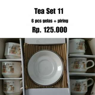 Tea Set 11