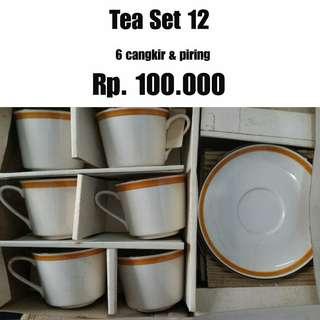 Tea Set 12