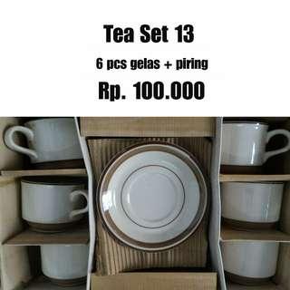 Tea Set 13