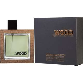WOOD Rocky Mountain Perfume Sample
