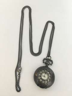 QUARTZ Pocket Watch 陀錶