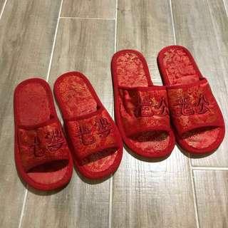 婚後物資#老公老婆拖鞋