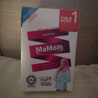 Mamom milk booster advanced formula
