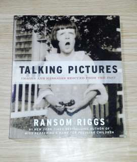 ⚠SALE⚠ Talking Pictures by Ransom Riggs