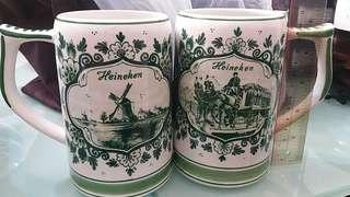 Heineken Beer Glass 啤酒杯