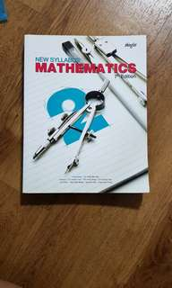 Secondary 2 & 3 New Syllabus Mathematics 7th Edition