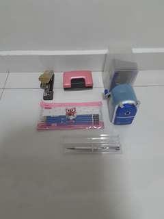 Stationery Items (see pics)
