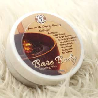 Bare Body Essential Cold Wax Original 200g