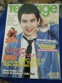 Teenage magazine June 2009