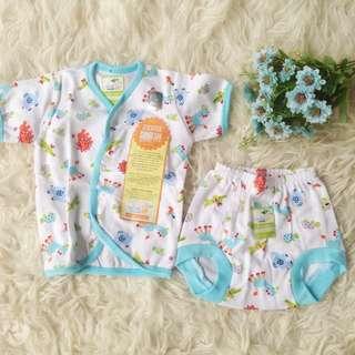 Stelan newborn baju baru lahir