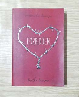 ⚠SALE⚠ Forbidden by Tabitha Suzuma