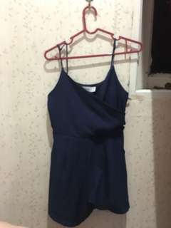 Jumpsuit Navy Editor's Market New