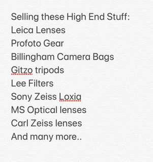 Leica & Profoto Gear