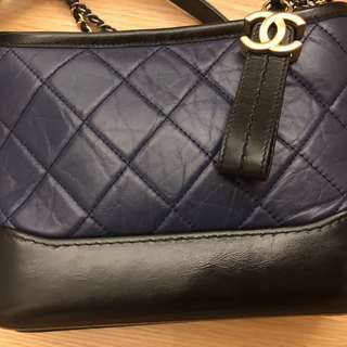 Authentic Chanel Gabrielle small size