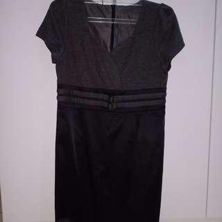 2tone dress