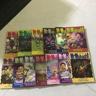 Mr Midnight Story Books