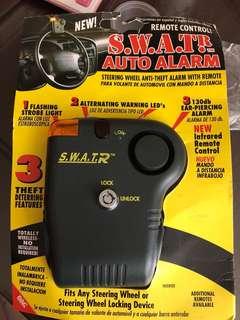 S.W.A.T Auto Alarm