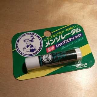 🚚 MENTHOLATUM護唇膏 北海道購入
