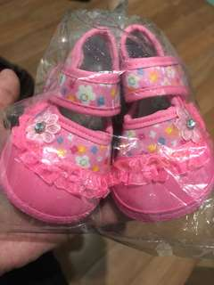 Baby Shoes, Never Worn