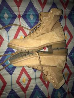 Rarely Used Boots