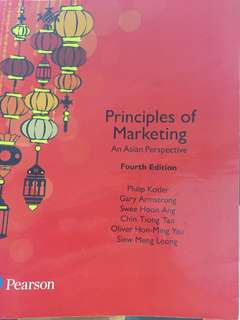 Principles Of Marketing: An Asian Perspective, Fourth Edition