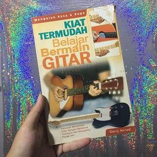 books - belajar gitar