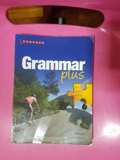Grammar Plus For Secondary Students