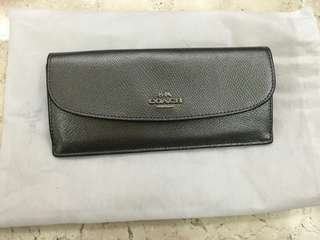 Coqch woman wallet