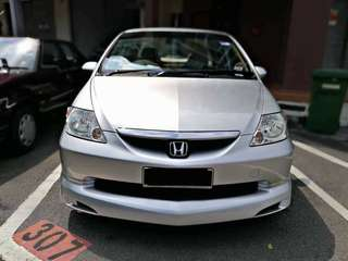 Full Loan Honda City 1.5 (A) 2007 (Muka 0)