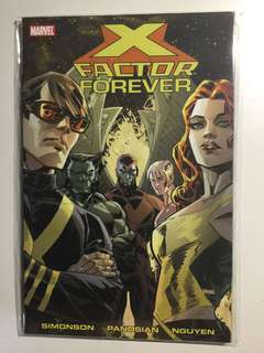 Marvel, X-Factor Forever, NM, TPB