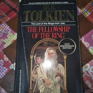 J.R.R. Tolkien - The Fellowship of the Ring
