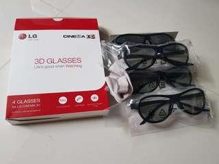 LG Cinema 3D Glasses - Original