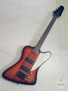 thunderbird Bass Guitar
