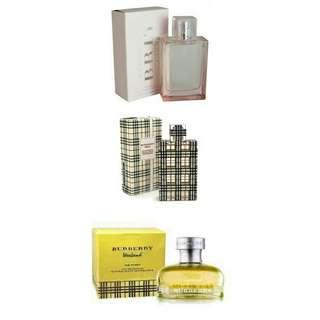 Burberry Tester Perfume