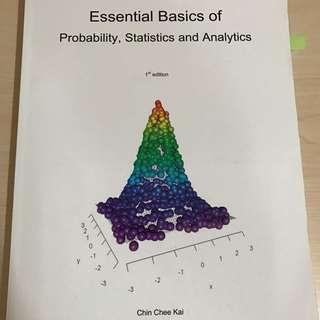 AB1202 Statistics Textbook