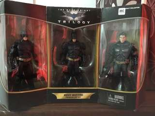 Dark Knight Movie Masters Toys 'R' Us Exclusive 3 Pack