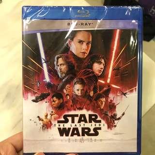 BN Star Wars The Last Jedi Blu-Ray