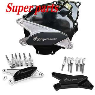 Suzuki Hayabusa GSXR GSXR600 GSXR750 GSXR1300 CNC metal engine side slider protection guard