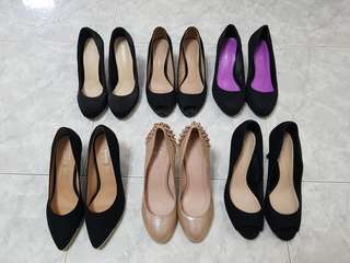 SHOES, HEELS CLEARANCE!
