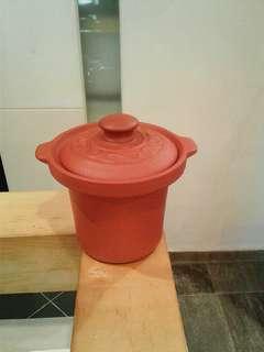 """china pot 5"""" $5"""