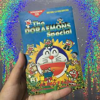 books - doraemon special seri 6