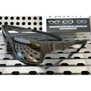[罕有木紋架][鑞銅色水銀鏡][偏光鏡] Oakley Jupiter 木星系列 Tungsten 鑞銅色水銀 Iridium 偏光鏡太陽眼鏡 Polarized
