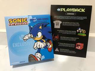 Sonic The Hedgehog: Sonic And Rings (Loot Crate Exclusive)