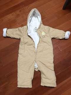Winter suit (6-12months)