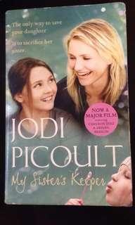 Jodi picoult: My Sister's keeper
