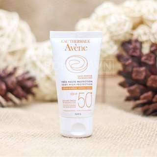 BNIB Avene Very High Protection Mineral Cream SPF 50+