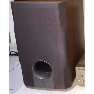 Japanese Onkyo speakers
