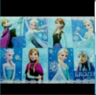 In Stock Frozen Design Gift Wrapping Paper 74 × 52cm